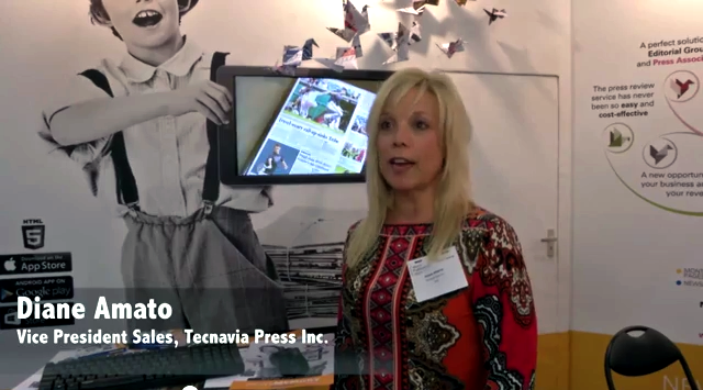 Diane Amato for WAN IFRA 2014