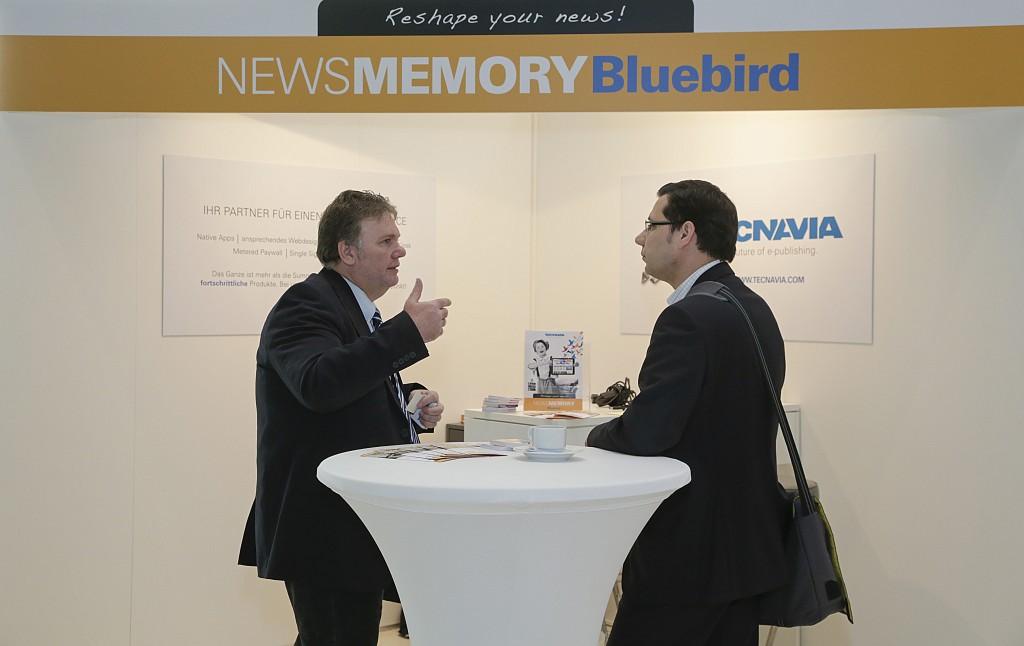 Kongress Deutsche Fachpresse 2014, stand
