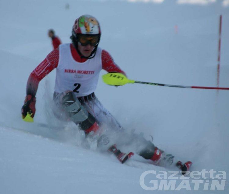 Sci alpino: Alex Zingerle vince lo slalom del Sestriere