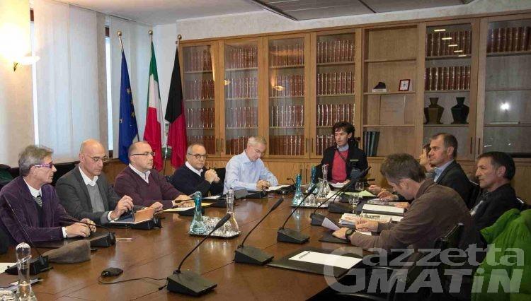 Rifiuti: insediata la Commissione speciale