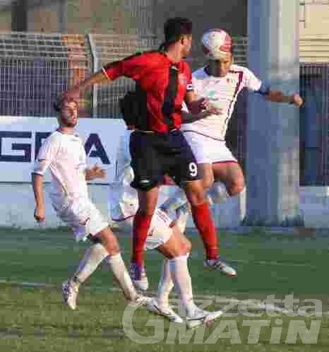 Calcio: emergenza in attacco per il VdA a Forlì