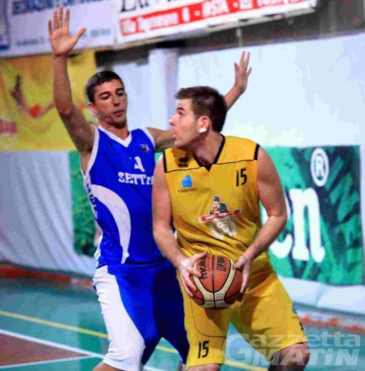 Basket: la Moretti Zero non sa più vincere