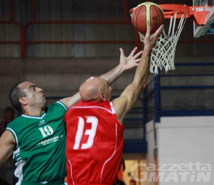 Basket: vince l'EuroMaster, Paolo Preti battuto