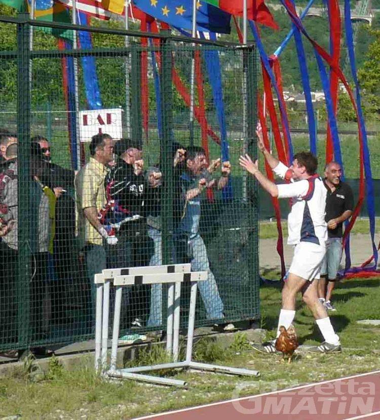 Calcio: una riunione per i 50 del Pont Donnaz