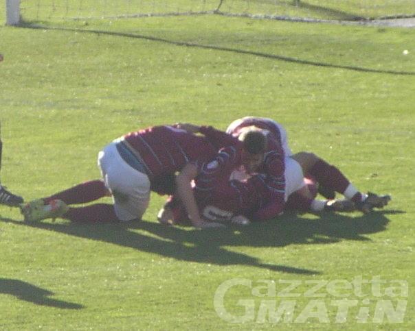 Calcio: vince ancora il St-Chri VdA, cade l'Aygreville