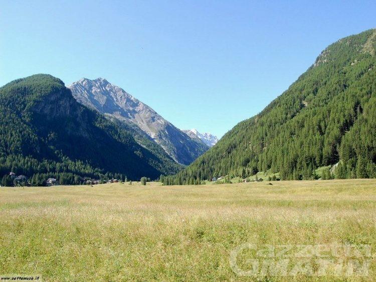 Cogne: il Prato di Sant'Orso elevato a 'Meraviglia italiana'