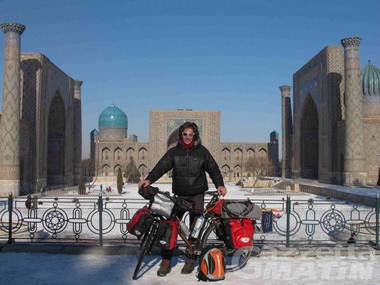 Sognando su due ruote, Matteo Pellin racconta