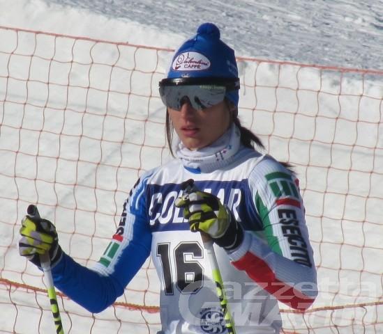 Fondo: staffetta d'oro per le alpine a Schilpario