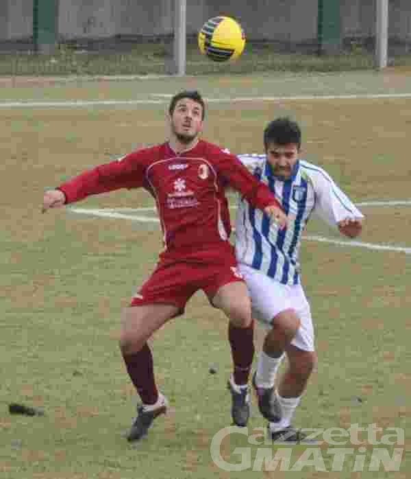 Calcio: il Vallée d'Aoste stende anche il Bellaria