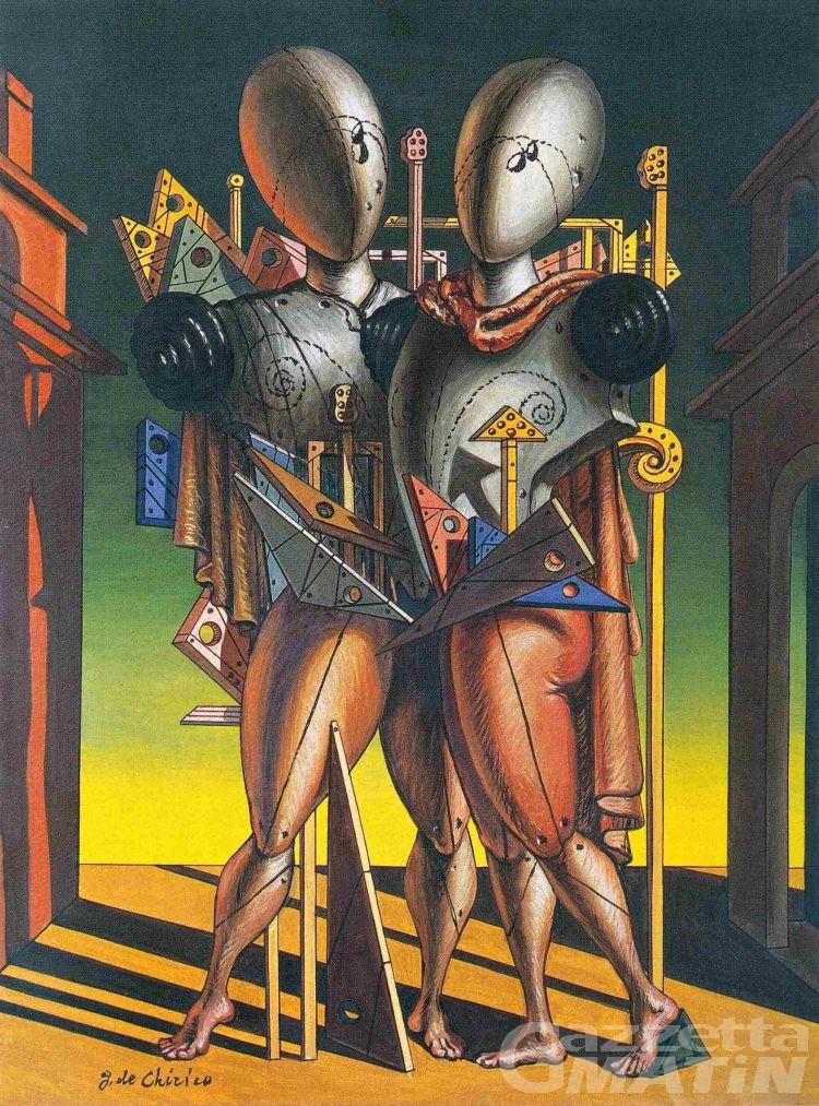 Kandinsky e De Chirico i nomi di punta dell'estate espositiva