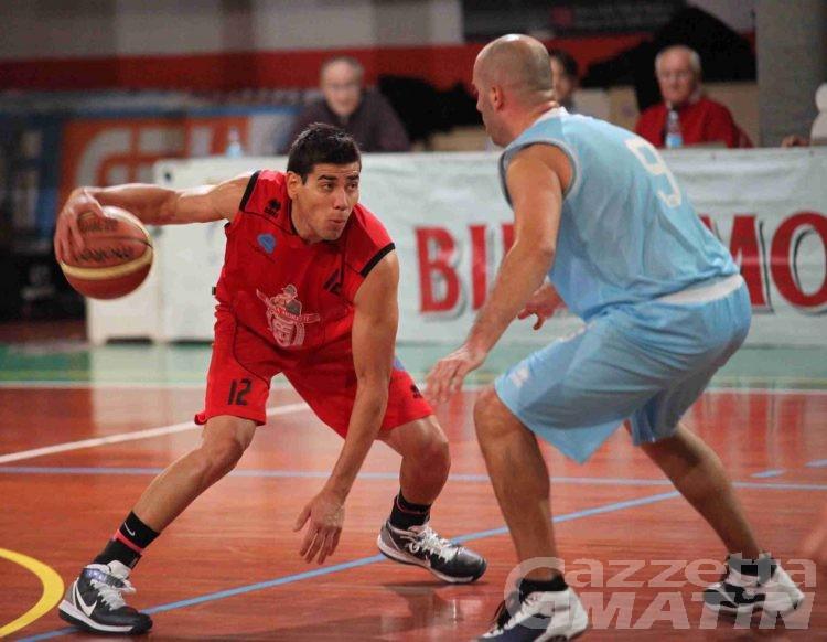 Basket: la Moretti Zero si riprende nel derby della Dora