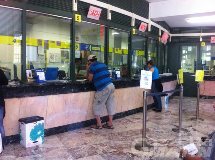 Poste italiane: premiati tre uffici postali valdostani
