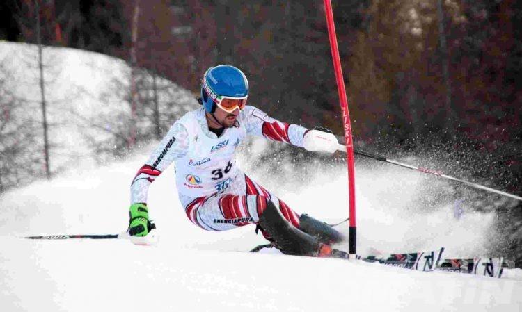 Sci alpino: a Valgrisenche bis di Alex Zingerle