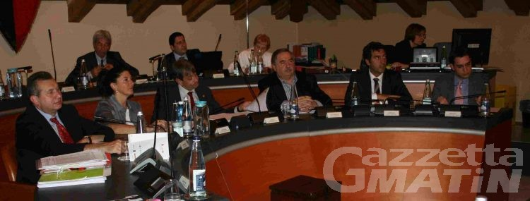 Aosta: si riunisce il consiglio comunale