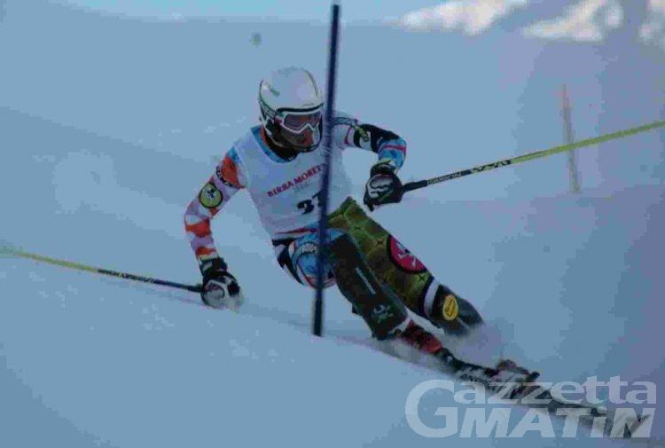 Sci alpino: Marguerettaz ottavo a Carezza