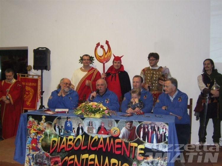 Pont-St-Martin: si alza il sipario sui personaggi maschili del 102° Carnevale