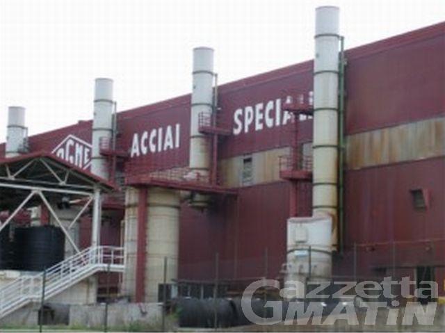 Blitz allo stabilimento Cogne: cinque indagati per reati ambientali