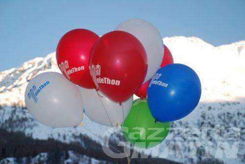 A La Thuile lo sci è solidale