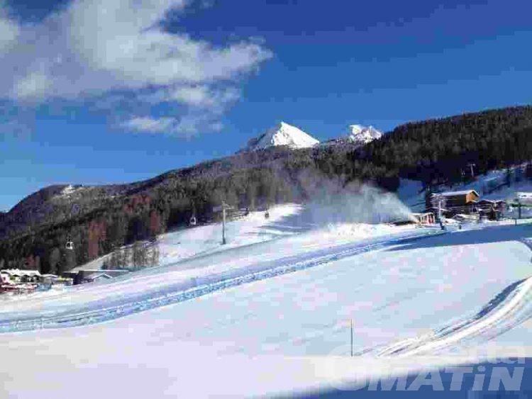 Il Ponte di sant'Ambrogio dà il via ufficiale alla stagione dello sci