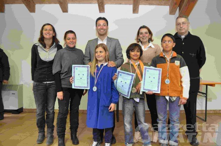 St-Christophe: taglio del nastro per la ristrutturata scuola di Pallein