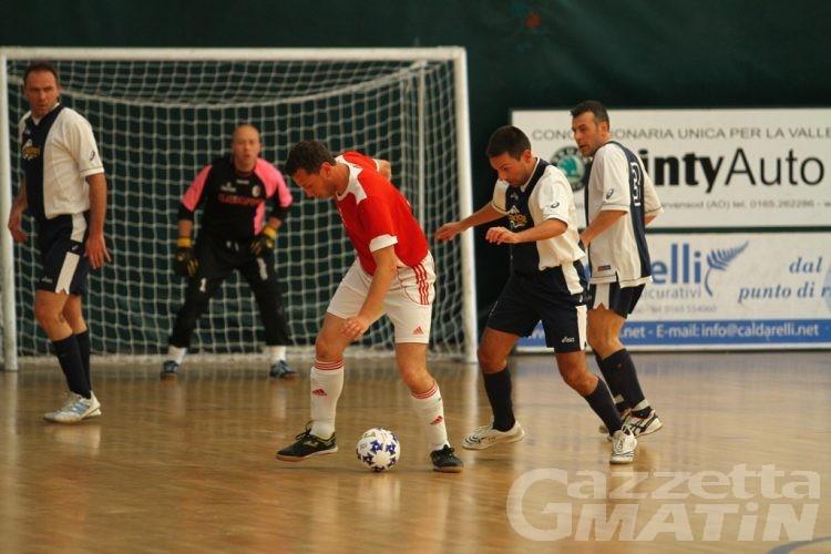 Calcio a 5: ventisette gol nella prima serata del ClaudeSport