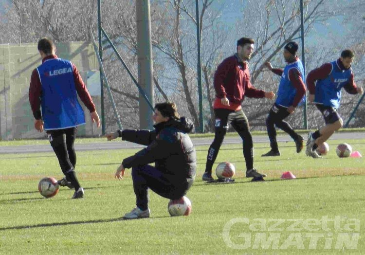 Calcio: il Vallée d'Aoste pronto a rientrare a St-Christophe