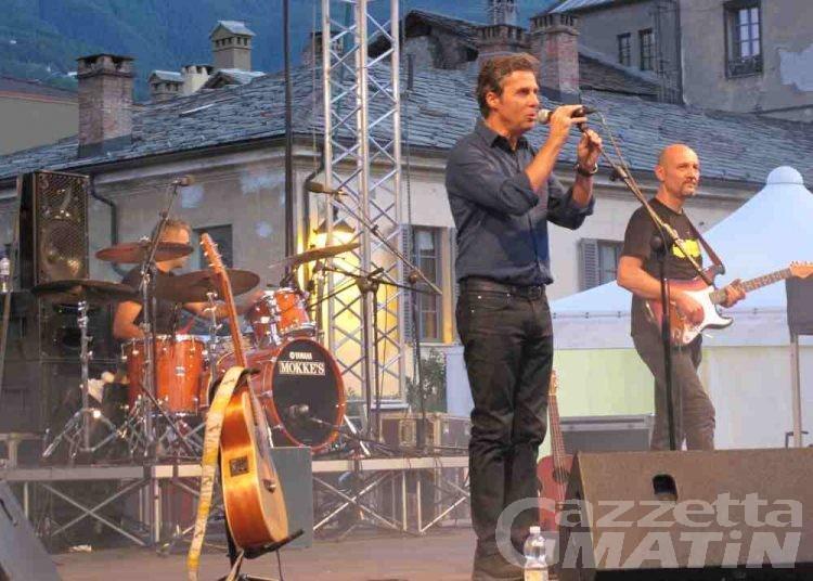 Estate: Barbarossa chiude l'Aosta Sound Fest