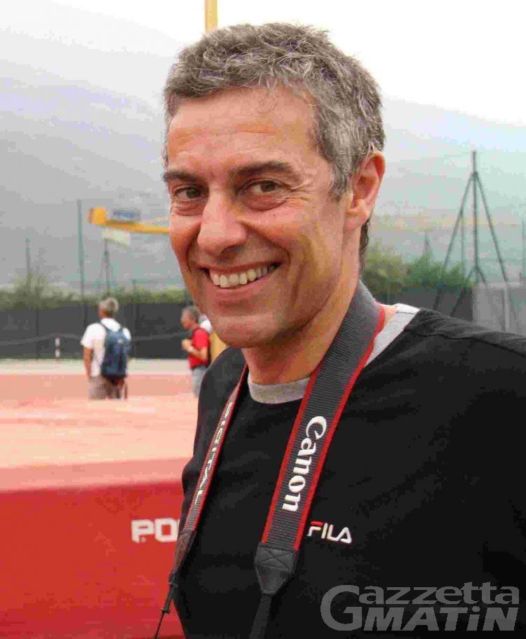 Pierpaolo Marchiando nuovo presidente del Coni della Valle d'Aosta