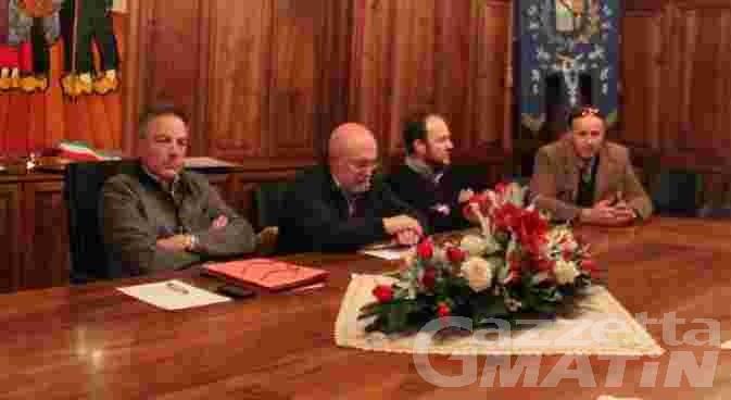 Gerandin annuncia durante il consiglio comunale di Brusson le dimissioni da presidente del Celva