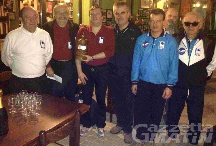 Bocce: il CRER trionfa nella Coppa Les Iles