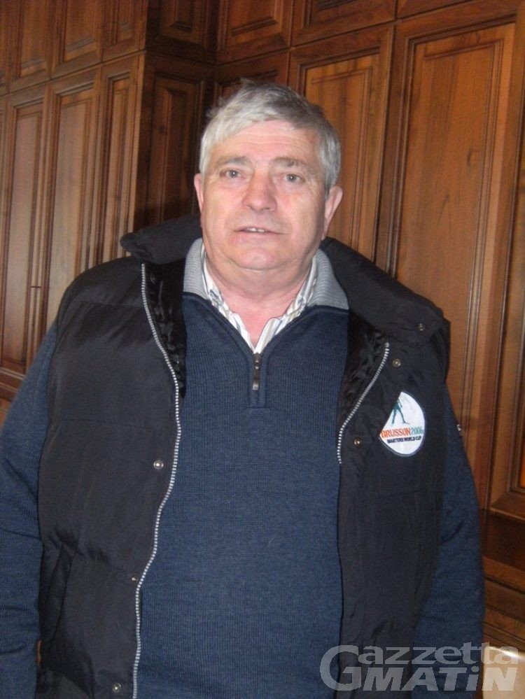 Brusson: Luigi Saracco nuovo assessore