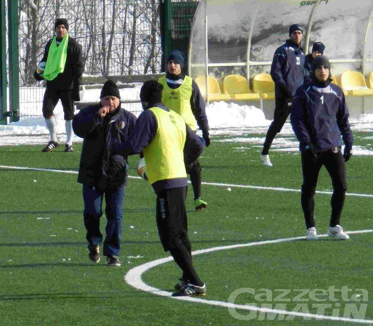 Calcio: il St-Chri VdA a Pianezza il 22 febbraio