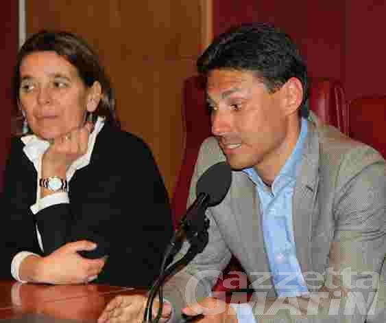 Si è dimesso l'assessore all'Istruzione Laurent Viérin