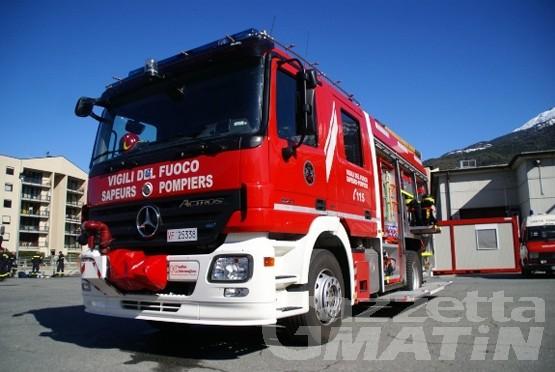 Incendio: in fiamme il gruppo di continuità dell'Assessorato all'Agricoltura