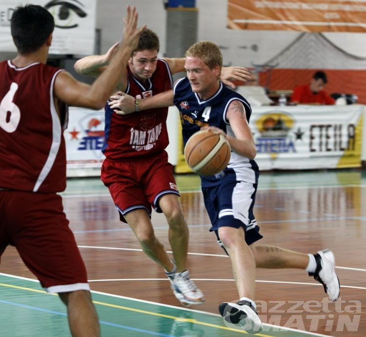 Basket: la Moretti Zero
