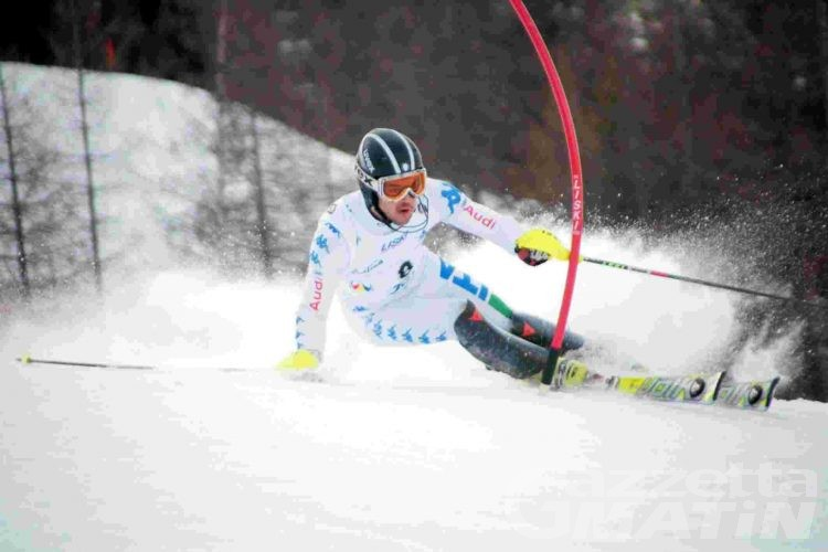 Sci alpino: Alex Zingerle vince lo slalom di Valgrisenche