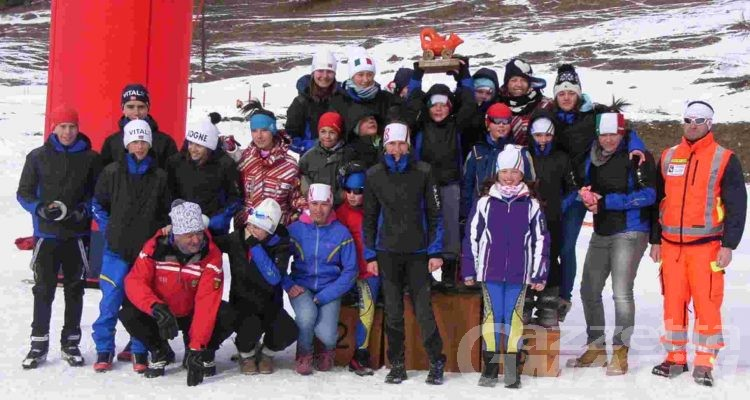 Fondo: i titoli sprint a Viérin e Chanloung
