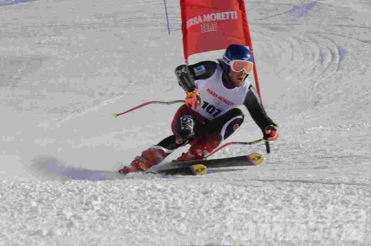 Sci alpino: 23º Giulio Bosca in SuperG