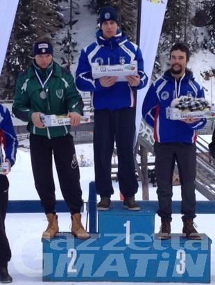 Biathlon: Thierry Chenal incanta in Val Martello