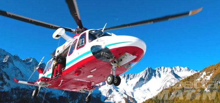 Val Veny, alpinista cade arrampicando: è in prognosi riservata