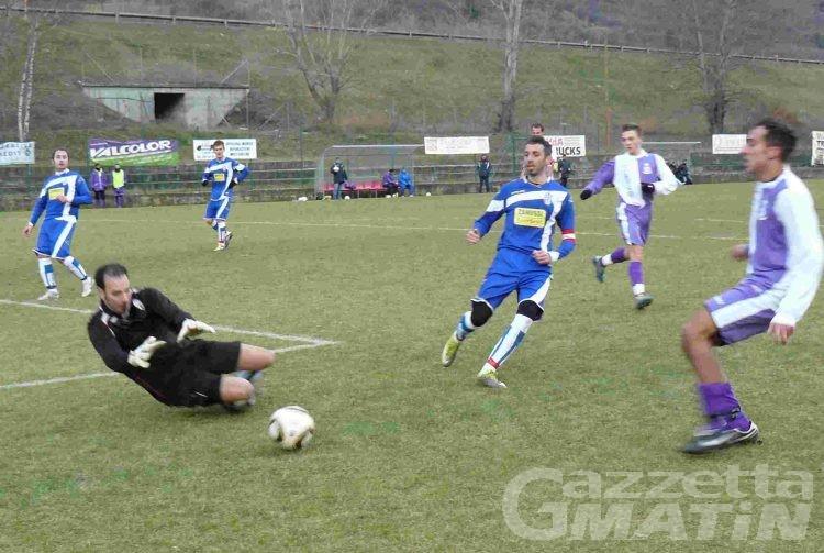 Calcio: Aygreville e Fenusma campioni d'inverno