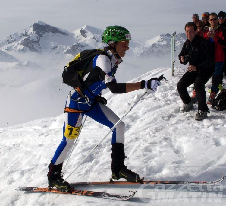 Skialp: gli alpini dettano legge alla Presolana