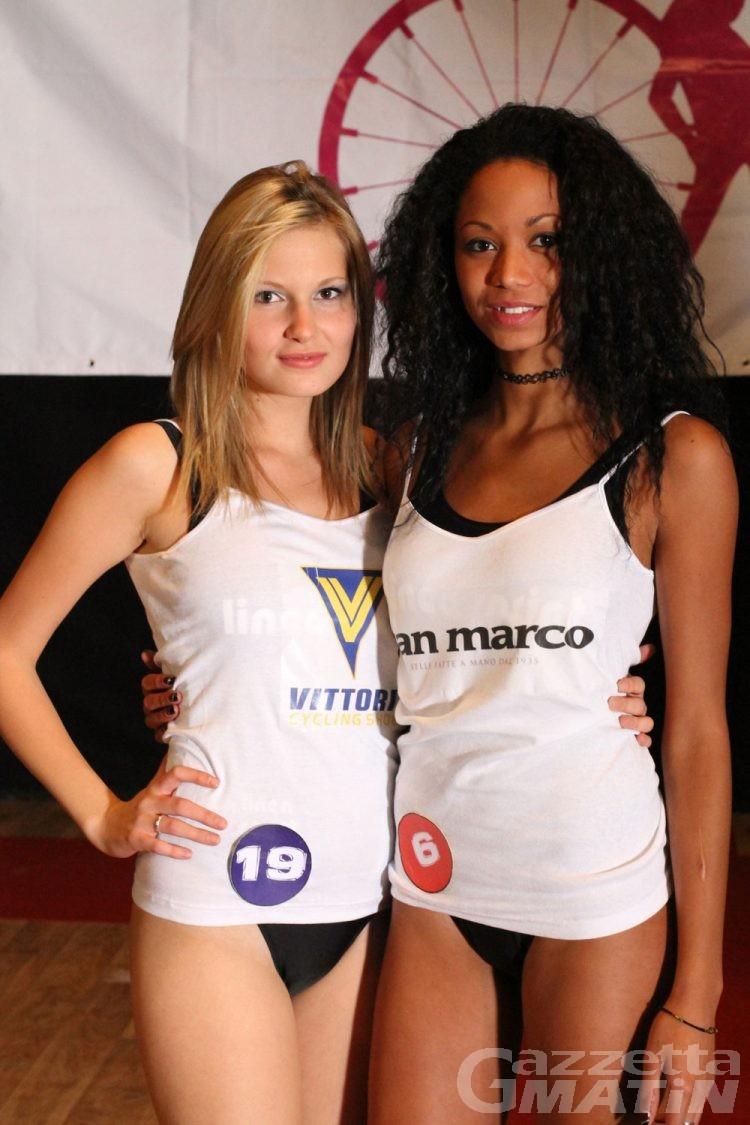 Due valdostane alla finalissima nazionale di Miss Ciclismo