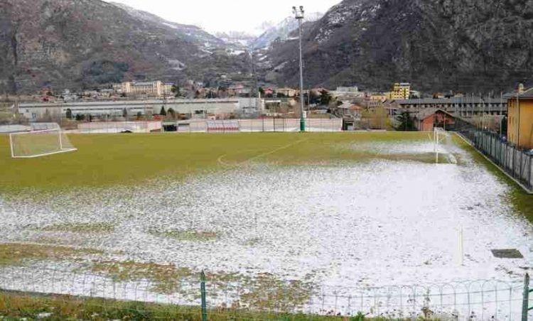 Calcio: il giudice sportivo assegna il derby al Val d'Ayas