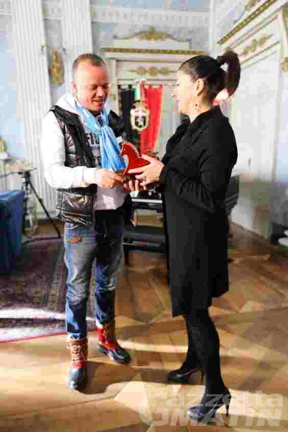 Aosta: l'assessore Carradore esprime grande soddisfazione per il Capodanno in piazza