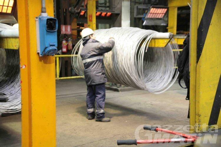 Industria: migliorano le previsioni per il primo trimestre