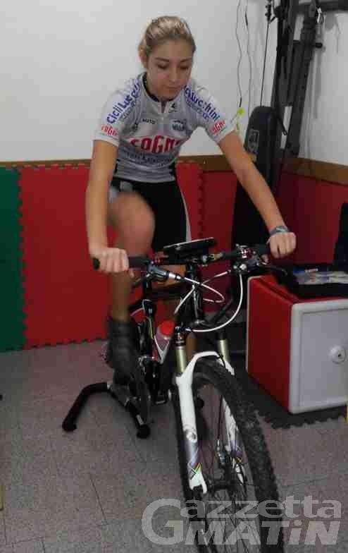 Ciclismo: primi test atletici per il Cicli Lucchini.com