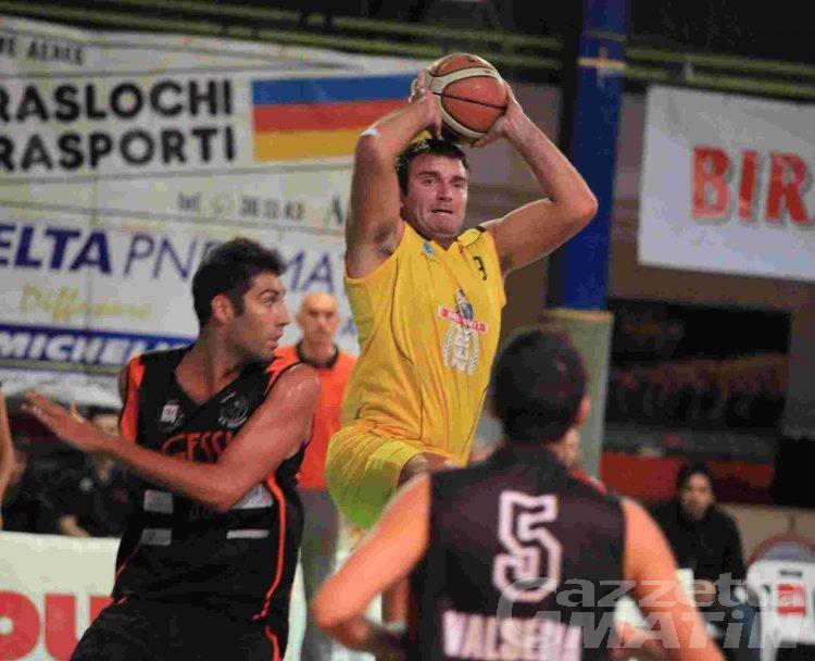 Basket: la Moretti Zero sbanca Arona
