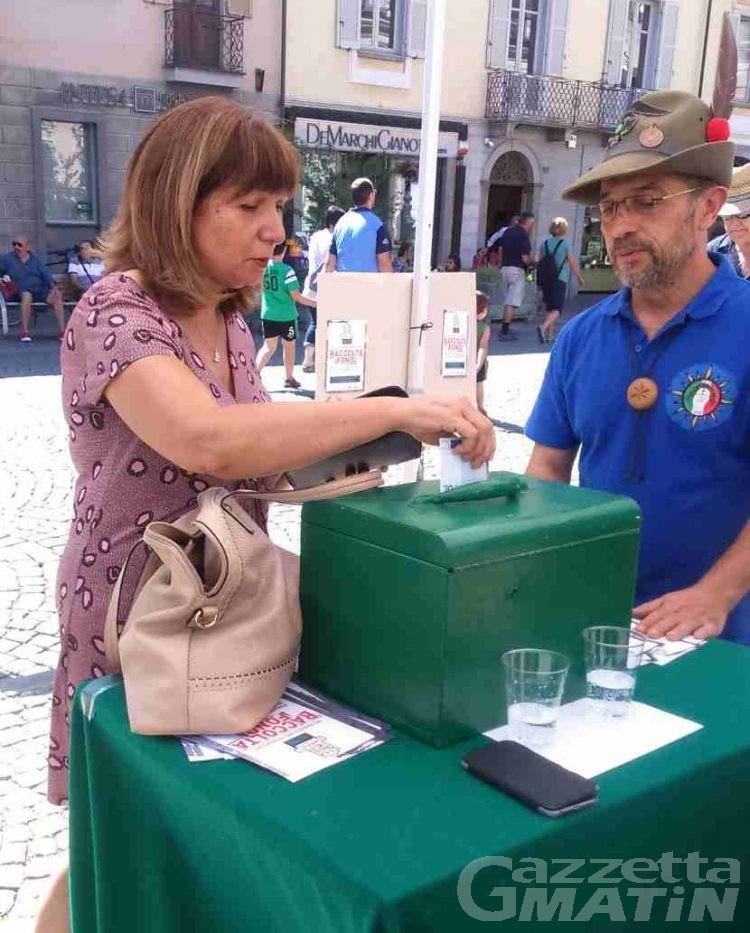 Aosta: 250 'Commercianti in festa' e notte rossonera