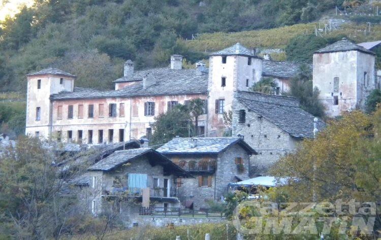 Arnad: la valorizzazione parte da Château Vallaise